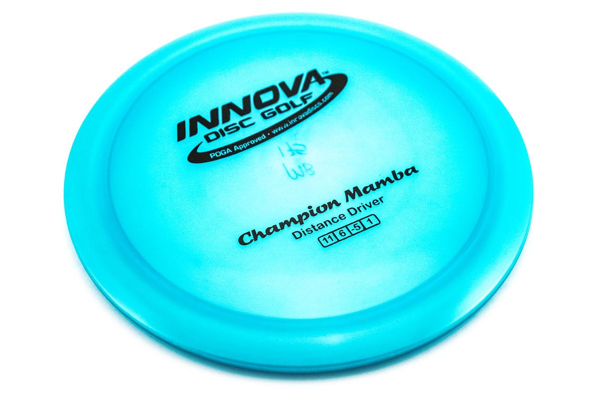 Champion Driving School >> Mamba - Innova Disc Golf