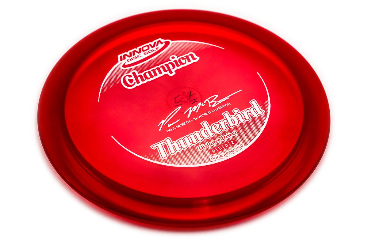 Image result for champion thunderbird innova