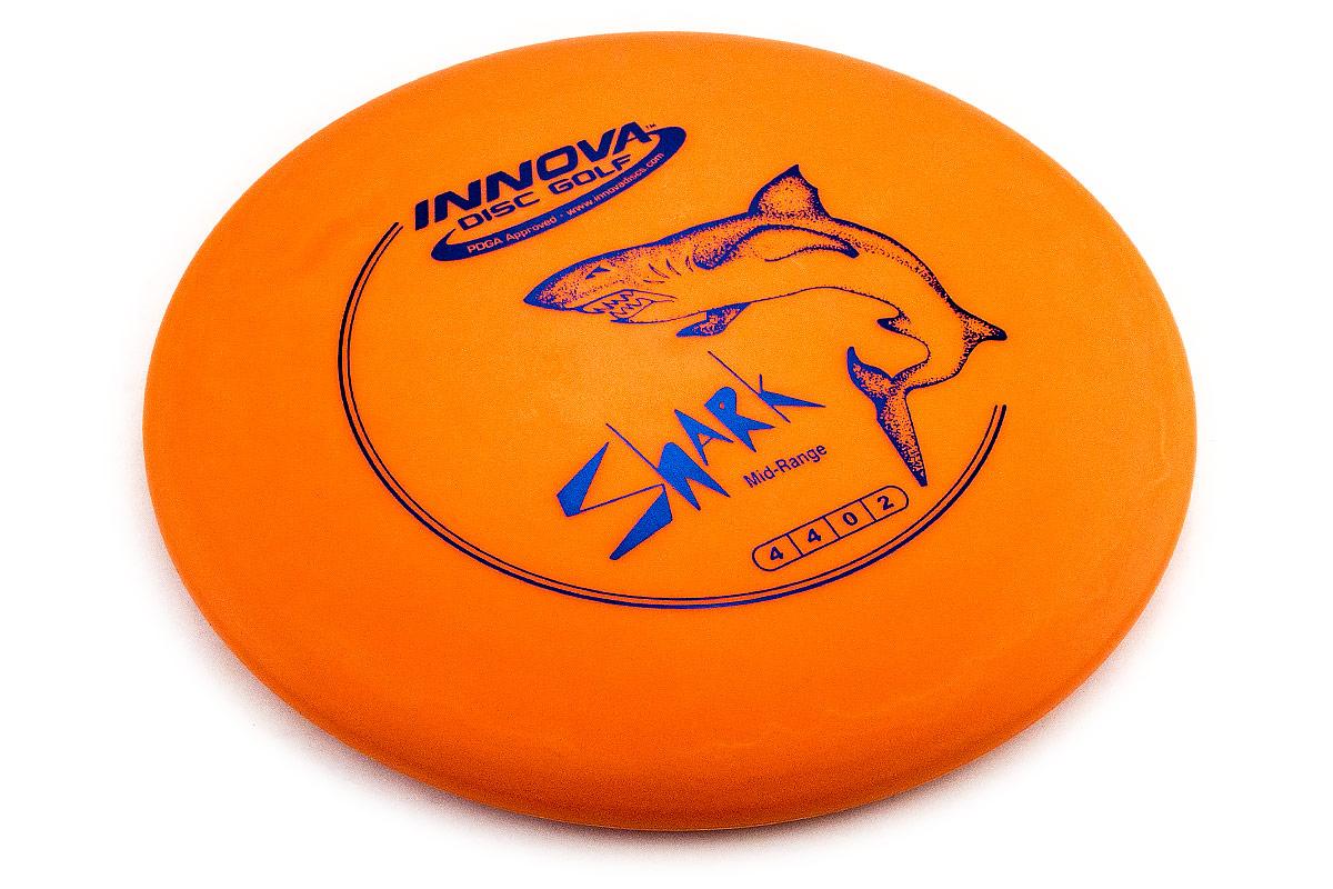 innova shark dx disc golf stats diameter