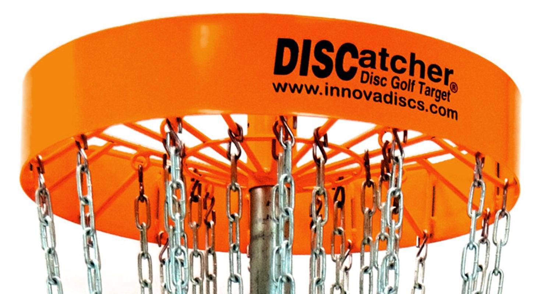Custom Discatcher 174 Pro Innova Disc Golf