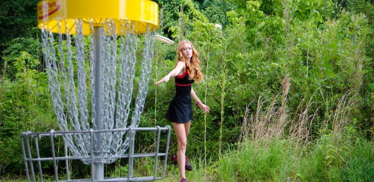 Holly Finley Innova Disc Golf