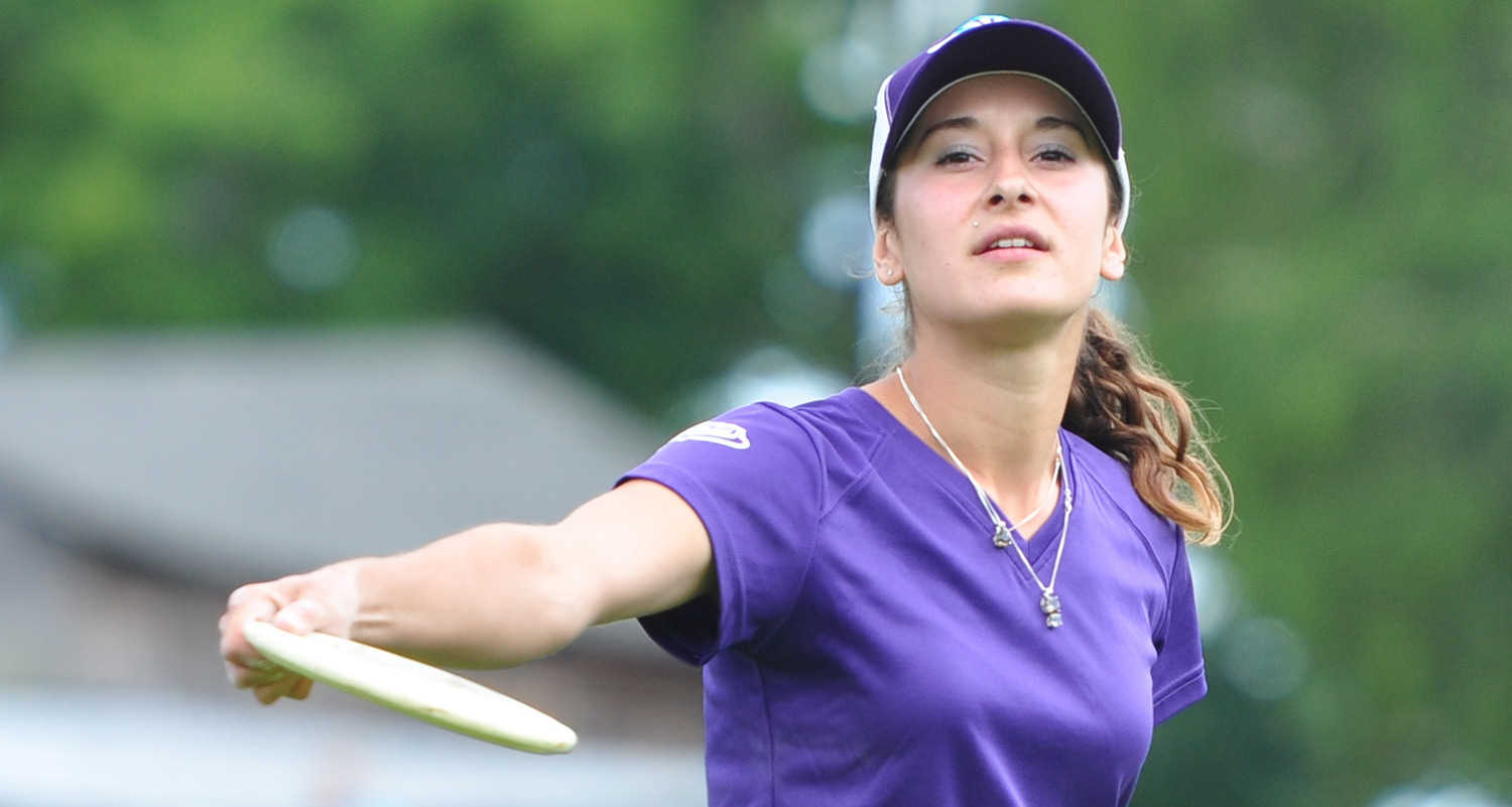Jessica Weese @ Maple Hill Open