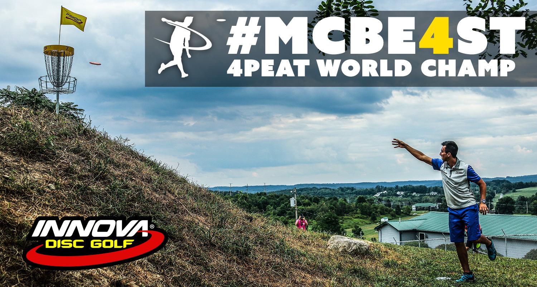 Paul McBeth 4peats Worlds