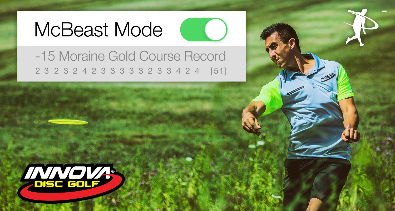 McBeast Mode: ON - Moraine Gold Record