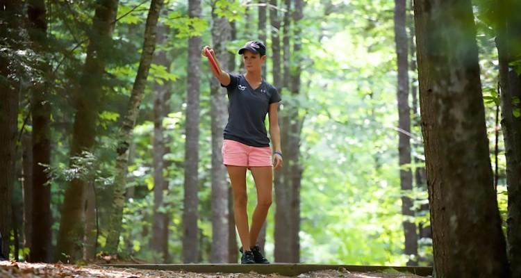 Hannah Leatherman USWDGC Champion