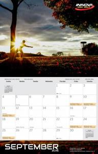 2016 Innova Calendar Contest Winners