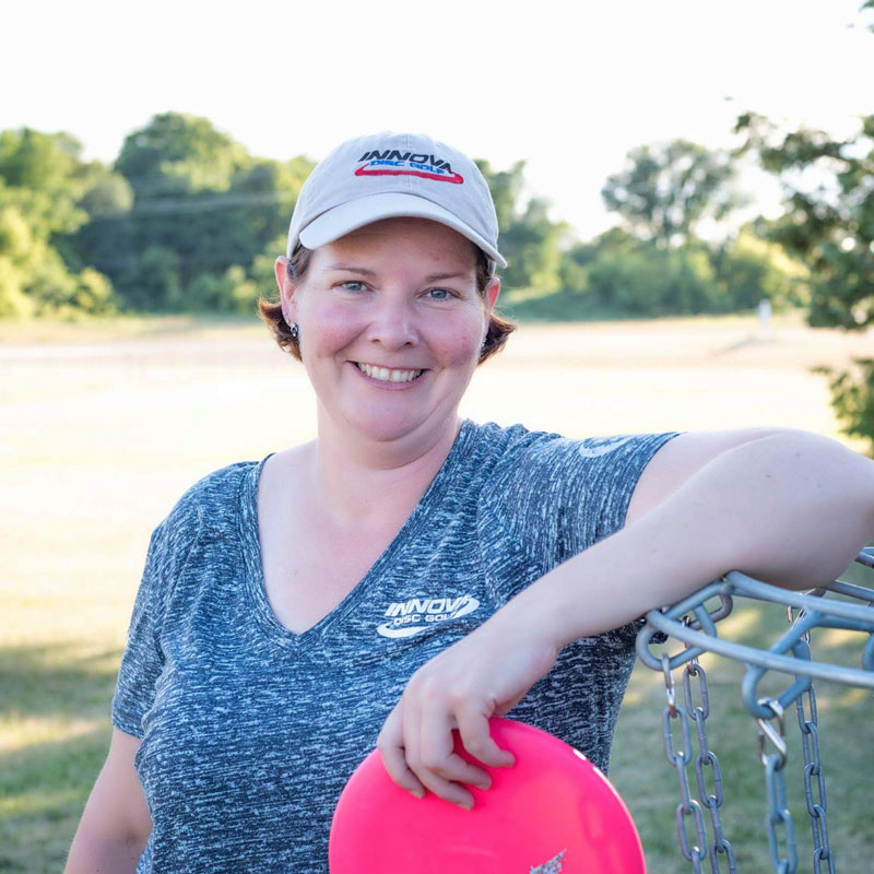 Image result for Erin Oakley disc golf