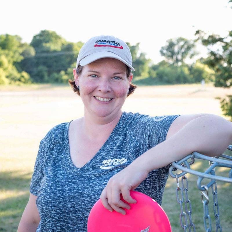 Image result for Erin Oakley disc golf