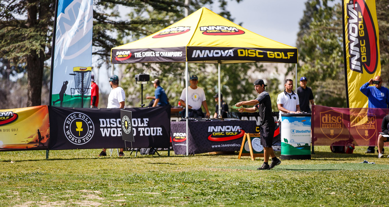 Event Sponsorship Innova Disc Golf