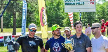 2016 Collegiate Disc Golf Championship