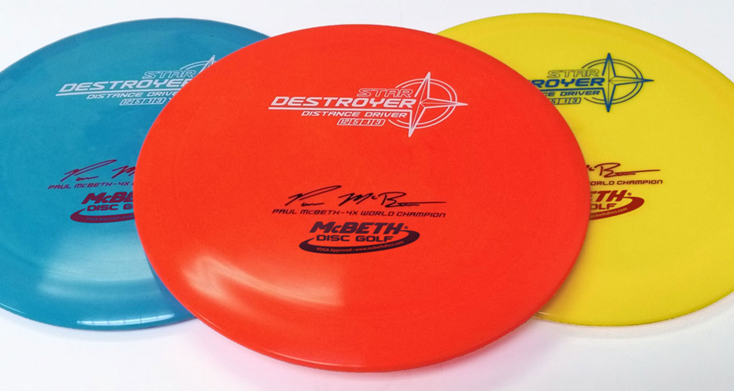 McBeth Destroyers