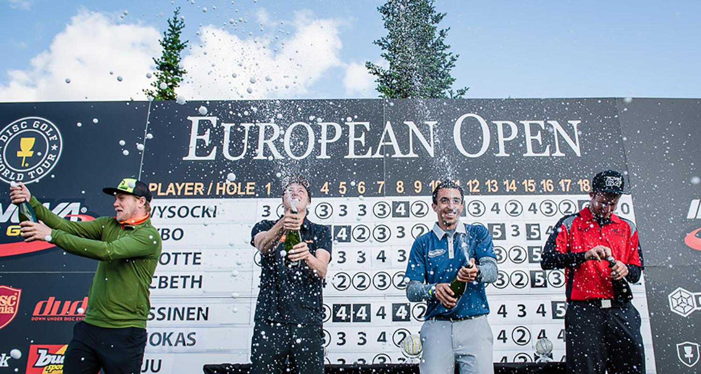 champagne 2016 European Open