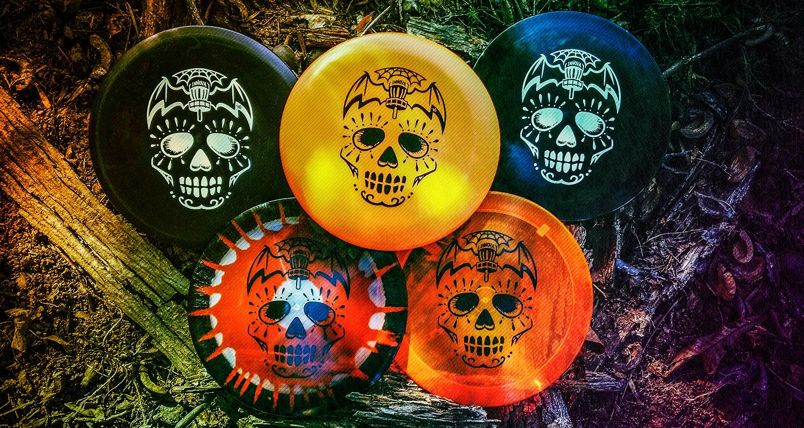 Halloween Disc Golf