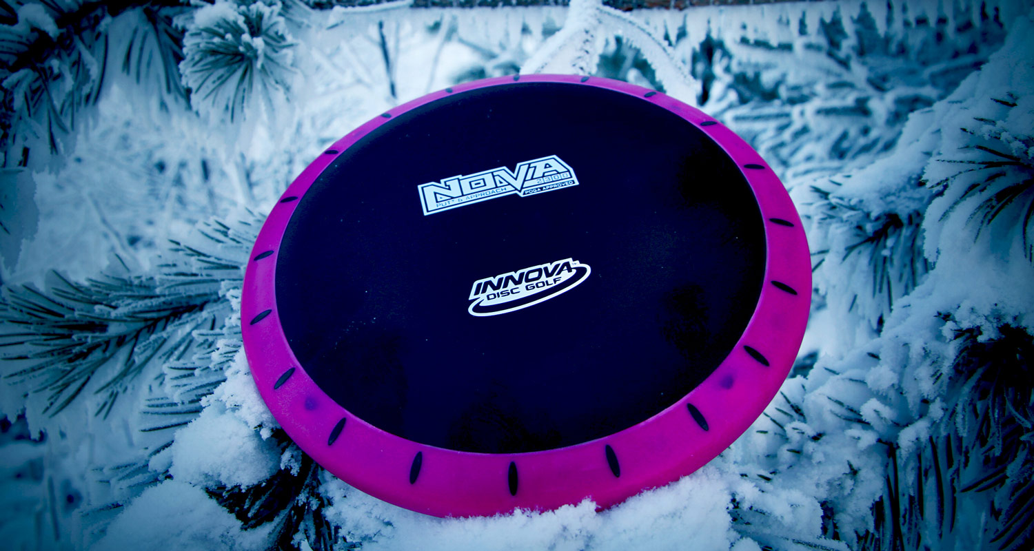 XT Nova - Cold Weather Disc Golf - The Best Discs for Winter