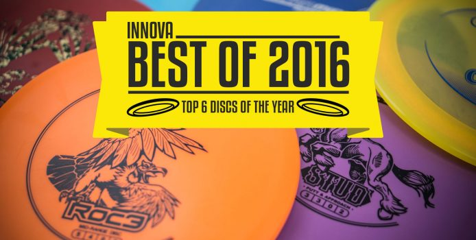 Top 6 Golf Discs Released in 2016