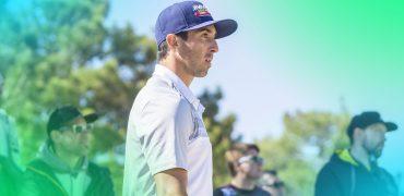 Paul McBeth Disc Golf Hole-in-One (Ace) @ 2017 GCC
