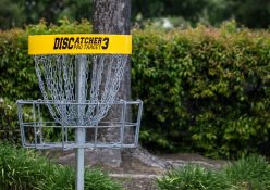 DISCatcher3 Disc Golf Target