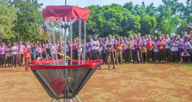 Ethiopian Disc Golf