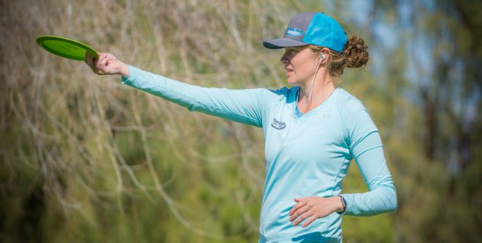 How Jessica Hill Vaulted to 2016 PDGA Rookie of the Year