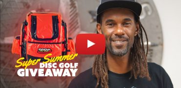 Super Summer Disc Golf Giveaway