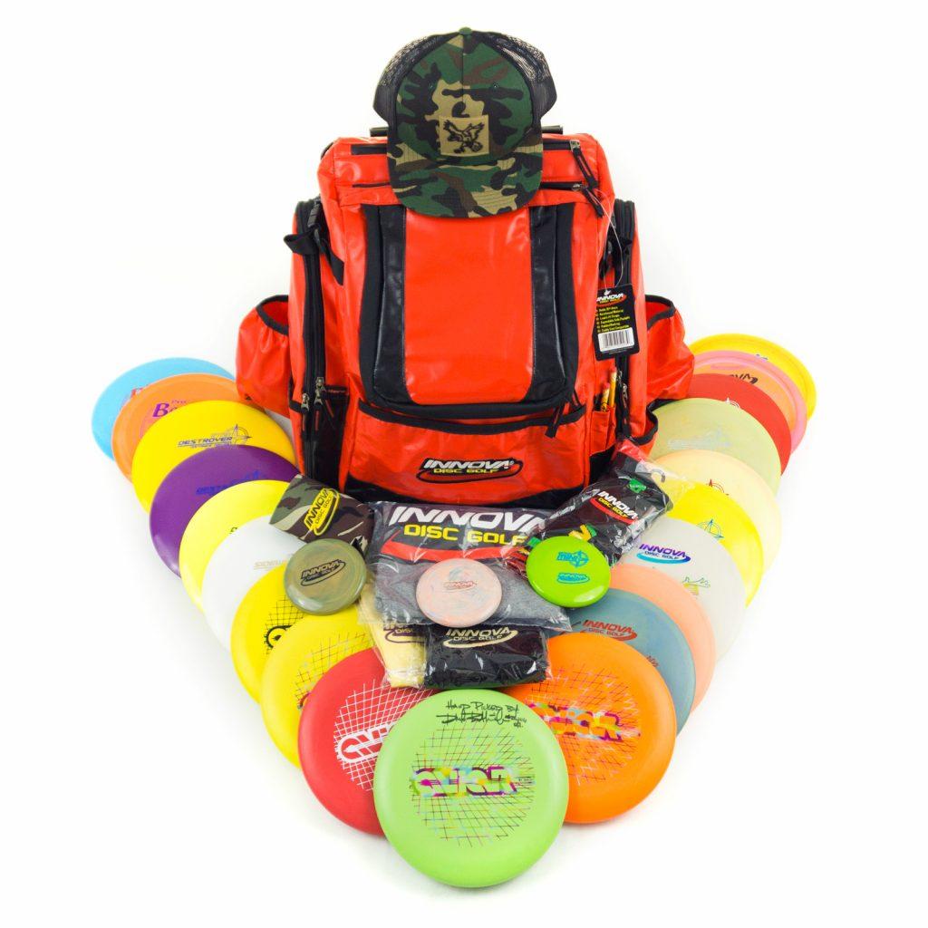 Super Summer Disc Golf Giveaway