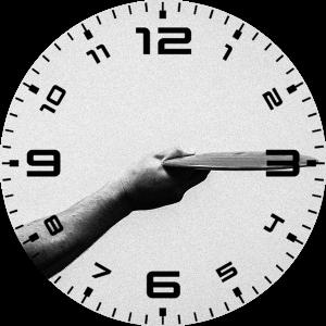 3 o'clock release angle