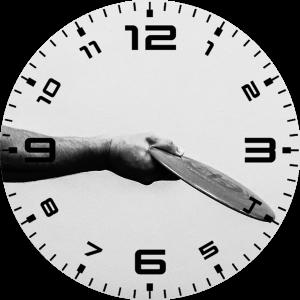 4 o'clock release angle