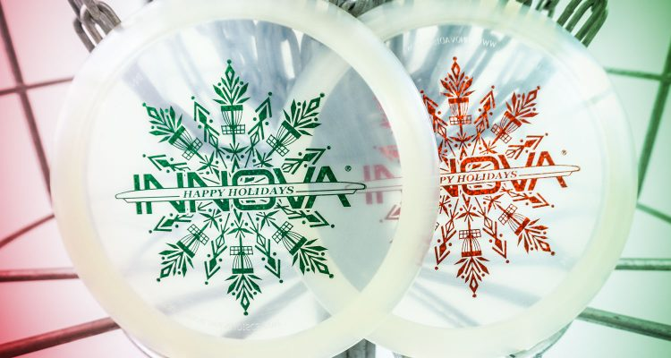 Innova Christmas Discs