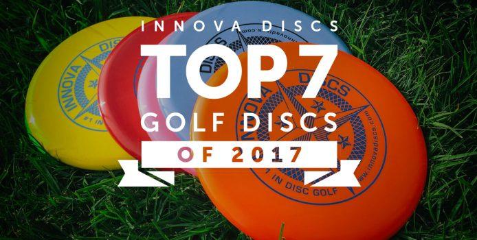 Top 7 Discs of 2017
