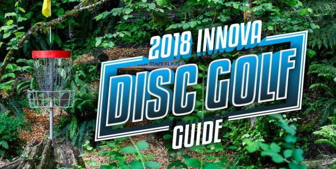 2018 Innova Disc Golf Guide