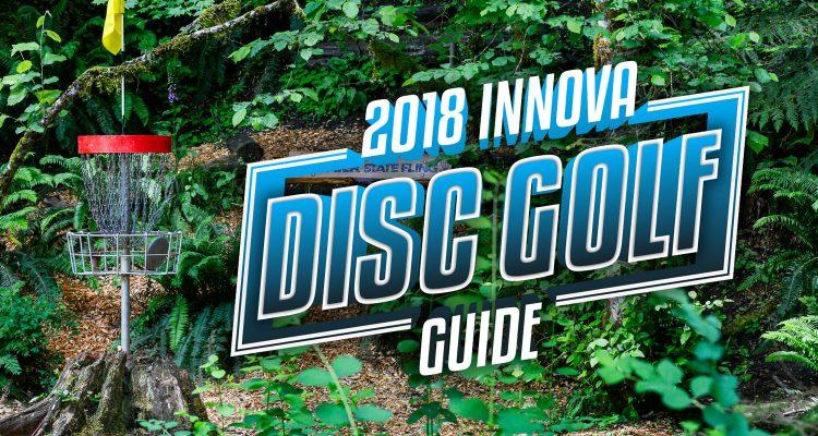 2018 Innova Disc Golf Guide