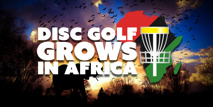 Growing Disc Golf in Africa