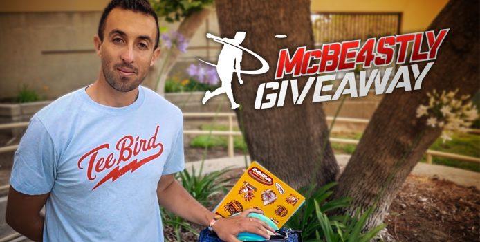 McBeastly Giveaway