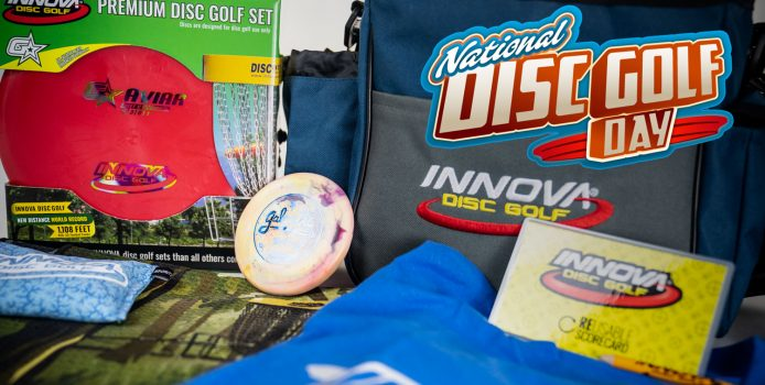 National Disc Golf Day Giveaway