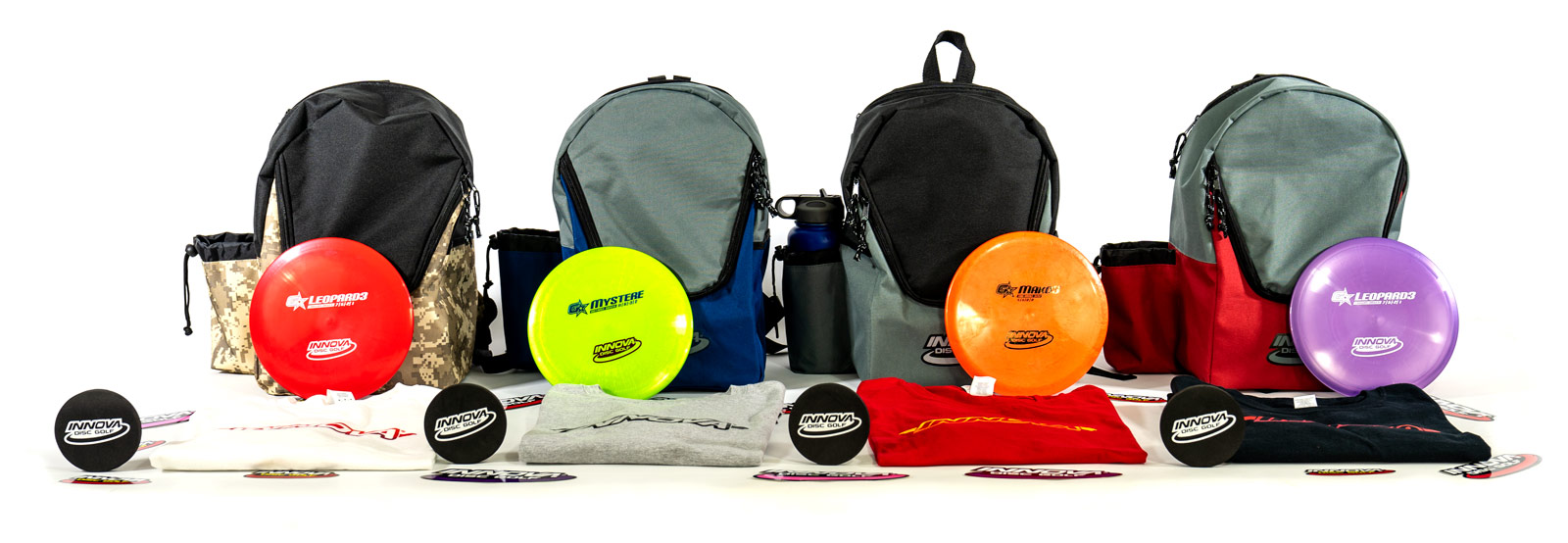 Discover Disc Golf Giveaway