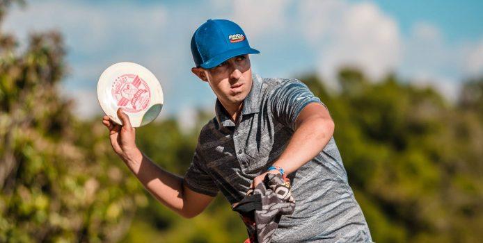 McBeth Wins Second United States Disc Golf Championship