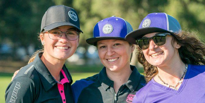 Innova Named Presenting Sponsor of U.S. Women's Disc Golf Championship