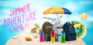 Summer Adventure Giveaway