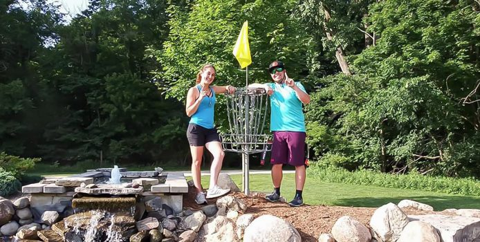 CCR Open Champions: Weese and Gurthie