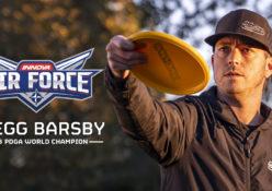 Gregg Barsby World Champion Disc Golfer