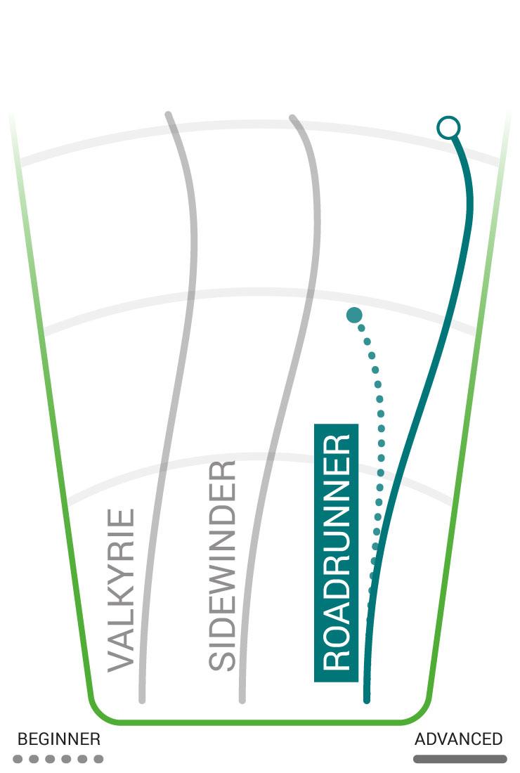 Roadrunner Flight Path